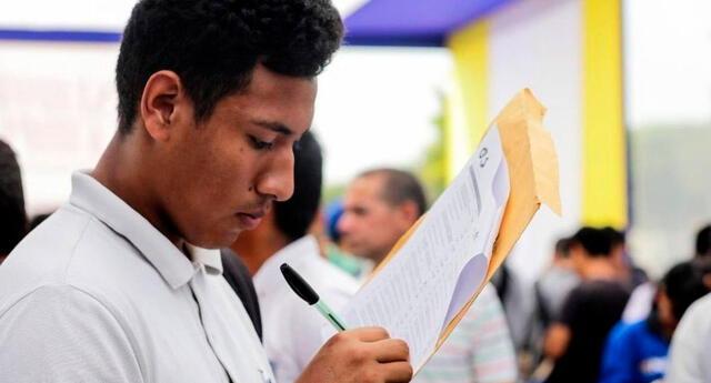 Ciudadanos solo devben registrarse con sus datos personales para acceder a estos puestos de trabajo.