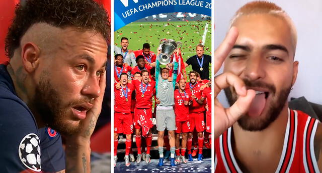 Bayern Múnich levantó su sexta Orejona.
