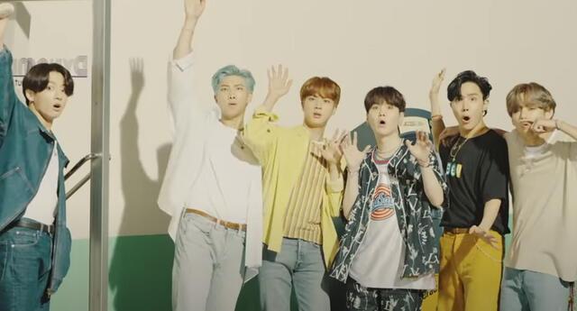 Nuevo video de BTS 'Dynamite' es el más visto en Youtube tras estreno
