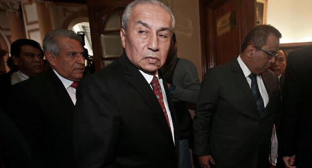 Pedro Chávarry estaría recibiendo su segunda suspensión, ya que anteriormente el pleno de la Junta Nacional de Justicia (JNJ) lo castigó por seis meses de sus funciones.