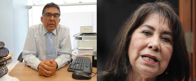 También el procurador público de Moquegua acusará a Martha Chávez en la Comisión de Ética Parlamentaria.