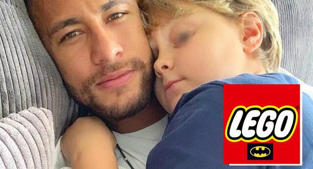 Neymar sigue dando la hora en redes sociales.