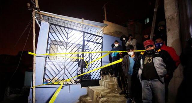 Mujeres es encontrada muerta dentro de su vivienda en SJL.