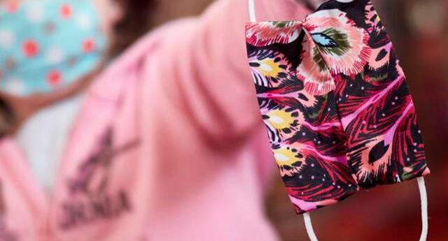 La curiosa respuesta de una niña sobre el uso de mascarilla se volvió viral