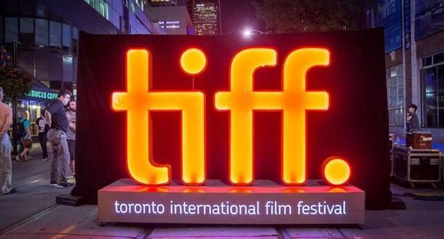 Festival de Toronto 2020 se realizará de manera virtual.