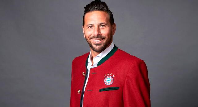 Claudio Pizarro le dijo sí al Bayern Múnich y será embajador.