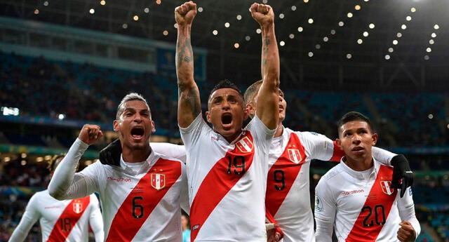 Perú debuta ante Paraguay en Asunción el 8 de octubre.