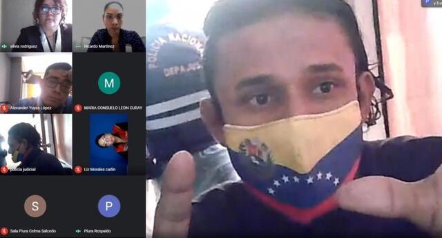 Dictan 9 meses de prisión contra Randy Samuel Angarita Rojas por golpear salvajemente a su hijastro