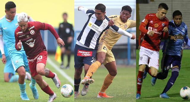 Revisa todos los detalles que dejó la fecha 11 del Torneo Apertura | Foto: @LigaFutProf/composición