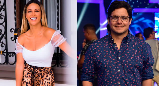 La chica reality Angie Arizaga señaló que estima mucho a Gian Piero Díaz.