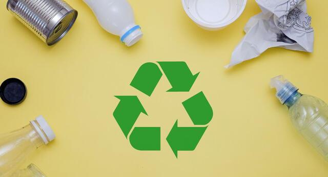 Reciclar es darle una nueva vida a los objetos, aprendo cómo hacerlo.