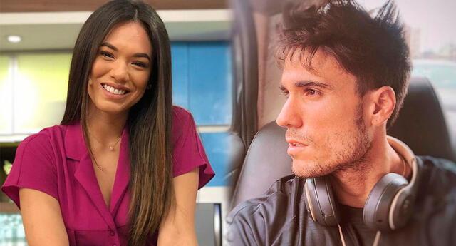Jazmín Pinedo pide que no la vinculen sentimentalmente con Gino Assereto.