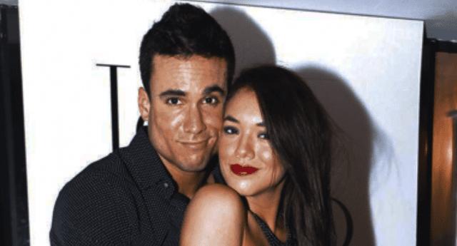 Jazmín Pinedo sorprendió al grabar un divertido video en TikTok con Gino Assereto, pero los resultados no fueron los que ella esperaba.