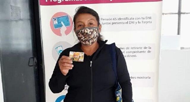Este mes de septiembre se podrán cobrar los bonos del Gobierno dirigido a los peruanos que fueron afectados por la pandemia y necesitan abastecerse de medicina y alimentos.