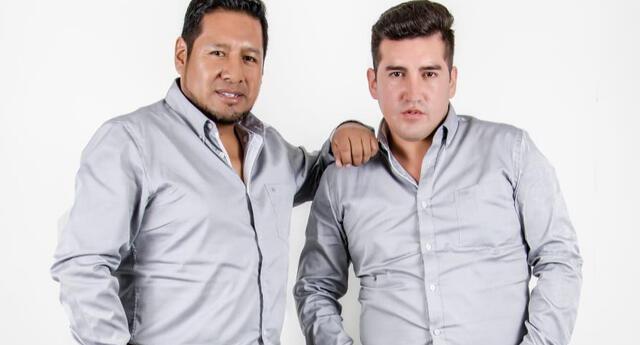 Gigantes de la Cumbia de Chile graba con músicos peruanos