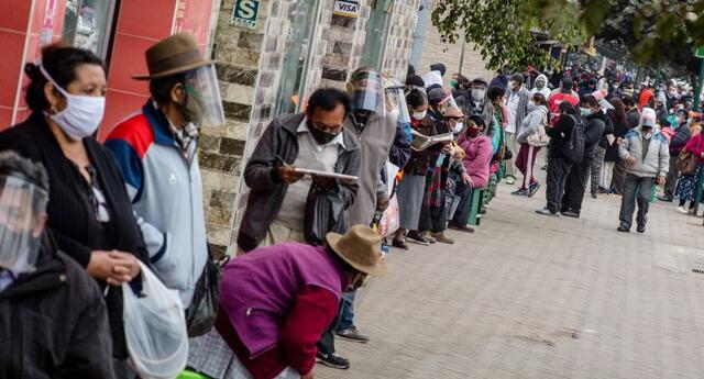 Conoce el link del segundo bono familiar universal para peruanos de pobreza y pobreza extrema que fueron afectados por la paralización de actividades ante la pandemia.