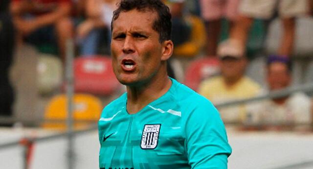 Leao Butrón será titular en la Copa.