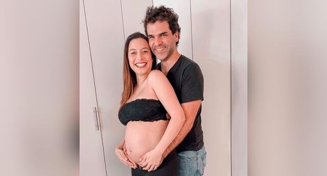 La actriz Natalia Salas espera con muchas ansias la llegada de su pequeño Leandro.