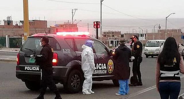 Policía que causó la muerte de un hombre quedó en libertad.