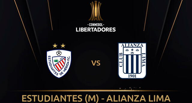 Alianza Lima y Estudiantes (M) chocan por la Libertadores.