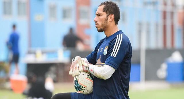 Patricio Álvarez fue separado de Sporting Cristal | Foto: Instagram