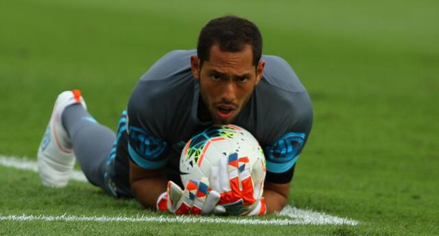 Patricio Álvarez fue separado de Sporting Cristal | Foto: Luis Jiménez/GLR
