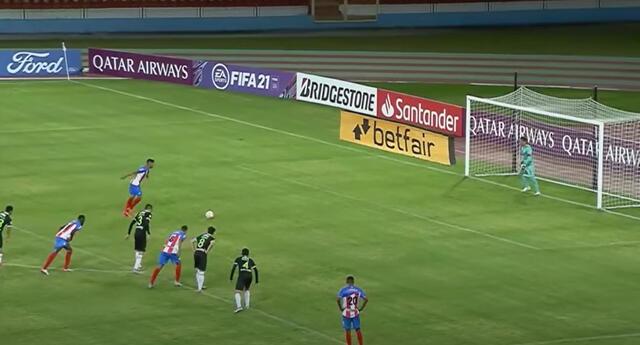 Estudiantes de Mérida superó a Alianza Lima sobre el final.