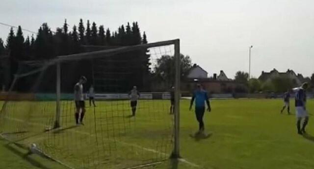 Resultado de escándalo se registró en el fútbol de Alemania.