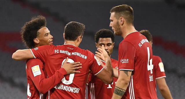 Bayern empieza la temporada a lo grande
