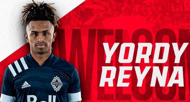 Yordy Reyna y Edison Flores jugarán juntos en el DC United.