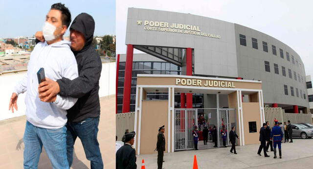 Cumplirá la prisión preventiva en el penal Sarita Colonia