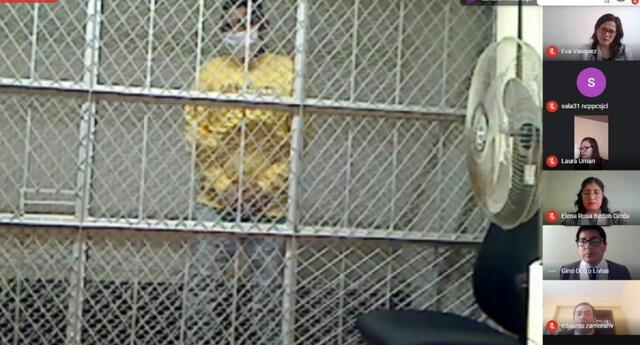 Poder Judicial del Callao condenó a Miguel Coronado Ochoa por intentar matar a su esposa