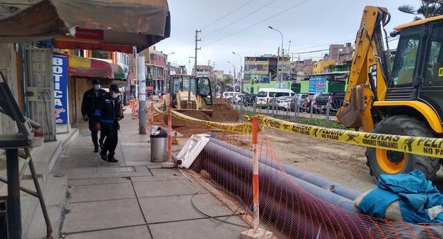 Vecinos de Chorrillos evacuaron ante fuga de gas.