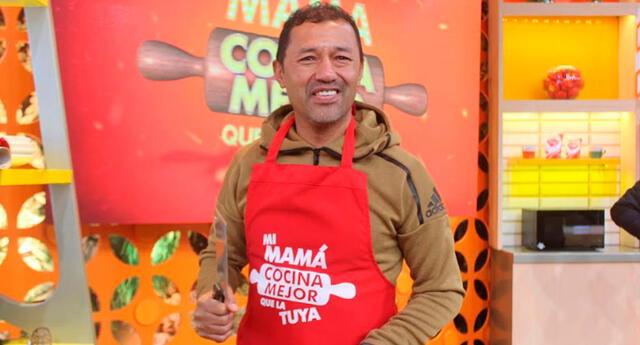 """El Chorri estará en """"Mi mamá cocina mejor que la tuya""""."""