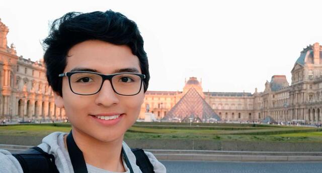 Joven biólogo peruano suma su aporte para vencer al COVID-19.