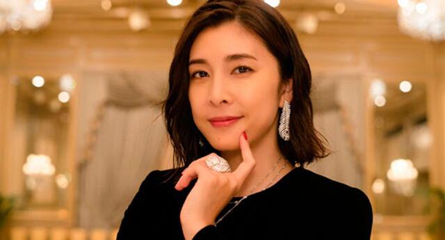 Yuko Takeuchi pierde la vida a los 40 años.