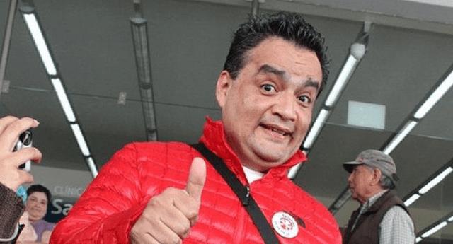 Jorge Benavides reveló que no le gusta ver sus imitaciones.