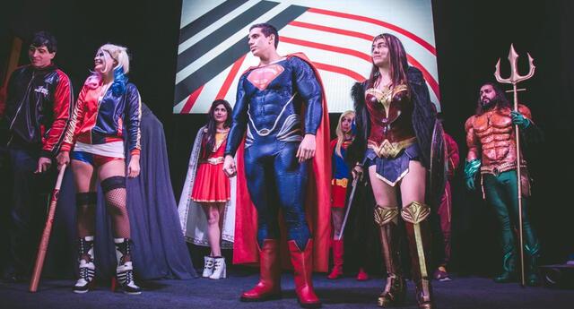 Dos carreras realizadas este año y que tuvieron como protagonistas a Batman y Superman.