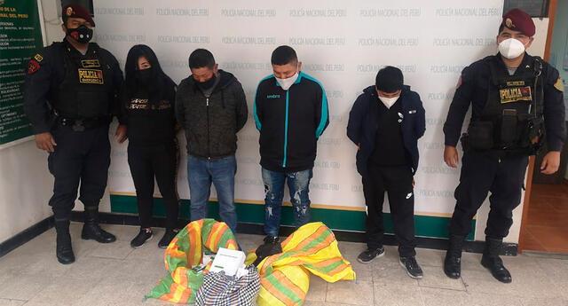 La policía logró recuperar las medicinas robadas.