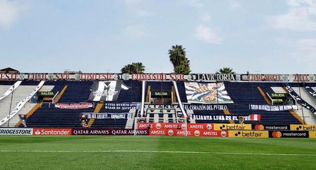 Alianza Lima se juega la vida en la Copa.