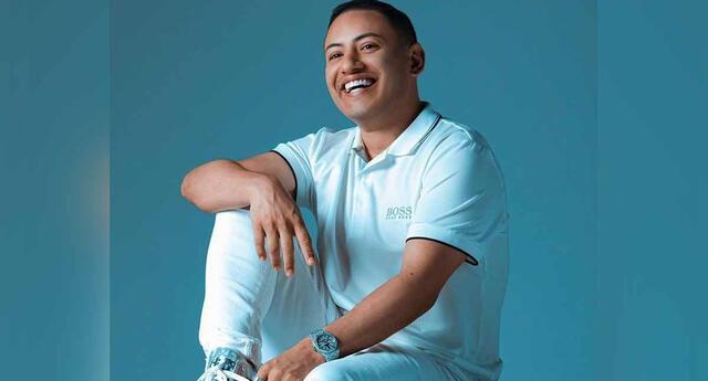 Jonathan Gandarilla, conocido productor puertorriqueño.