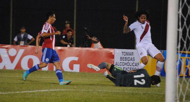 Perú visita mañana a Paraguay con la ilusión de volver a ganar