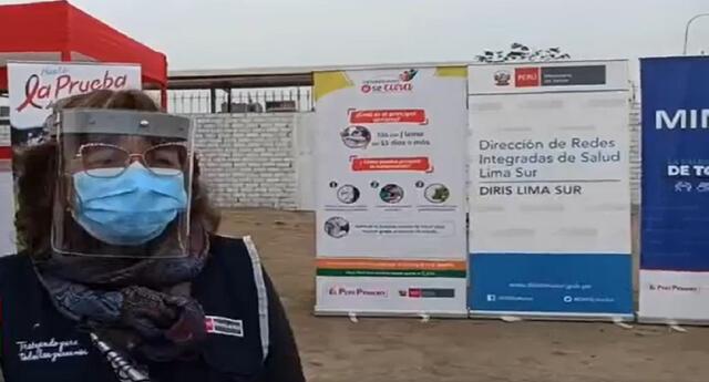 Julia Ríos, directora de Prevención y Control de Tuberculosis del Minsa indicó que durante la pandemia se han atendido 15 mil casos de TB