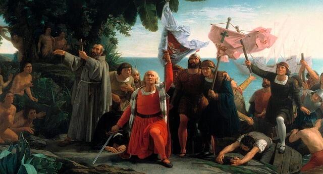 Se dice que Cristóbal Colón cambió la fecha 13 de octubre por el 12.