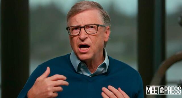 Bill Gates dijo que la mayoría de las vacunas obtendrán autorizaciones de uso de emergencia a principios del 2021.