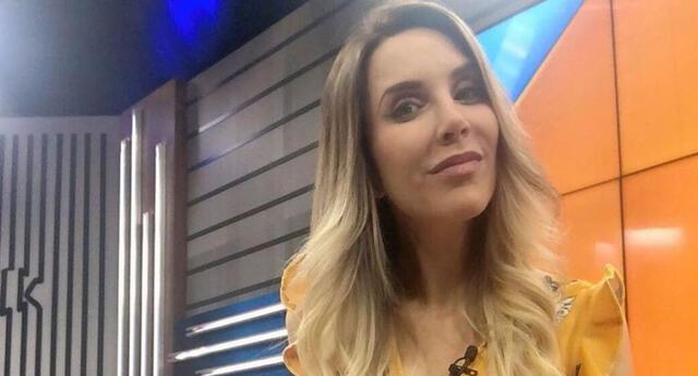 La periodista Juliana Oxenford explicó qué es lo que más disfruta de su profesión y reveló que le gustaría volver a ser reportera.