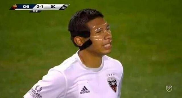Edison Flores no pudo volver al Perú para las Eliminatorias Qatar 2022.