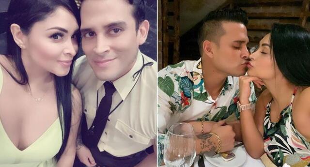 Magaly TV La Firme captó a Christian Domínguez acudiendo al doctor con Pamela Franco, quien vestía ropa holgada y caminaba con cuidado.