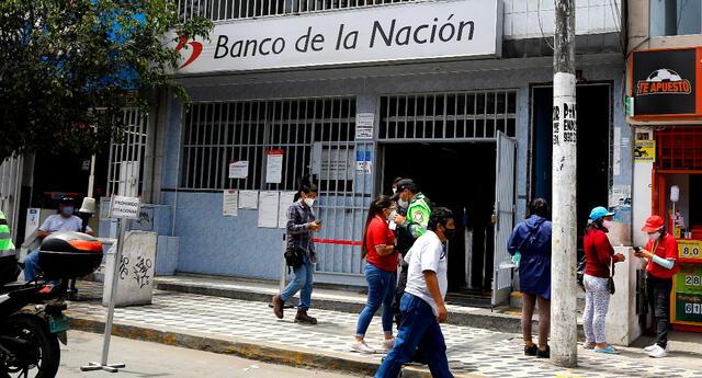 ¿Cuál es el horario de atención del Banco de la Nación? Te detallamos los horarios durante el estado de emergencia en esta nota.