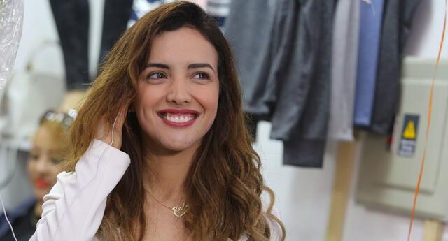 Rosángela Espinoza estaría nuevamente soltera.